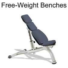 TECHFreeWeightBenches