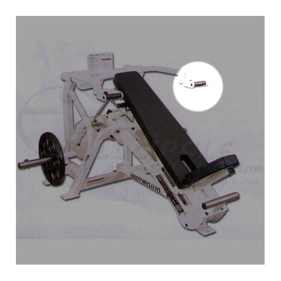 CXp764InclineChestPressGrip