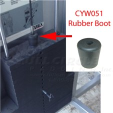 CYW051RubberBoot