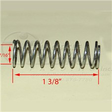 Spinning Bike Pull Pin Spring Knob Replacement Parts for Fitness Equipme NTBE